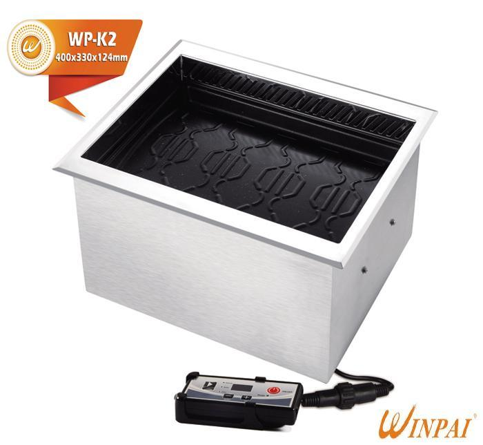 tabletop outdoor electric grill florabest for villa WINPAI