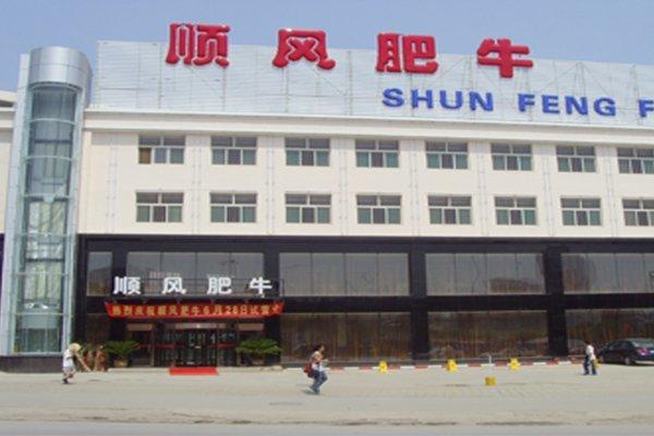 YingPai Electrical Technology CO., LTD partner --- Shun Feng Beef Hot pot