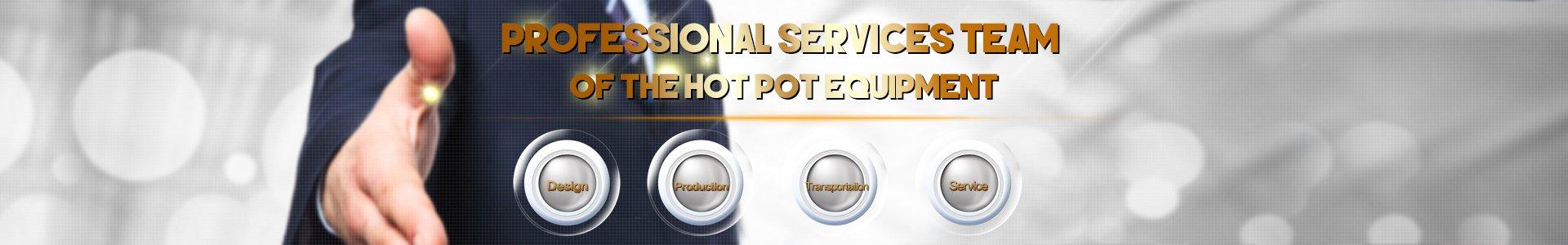 hot pot equipment- hot pot table- hot pot cooker-WINPAI