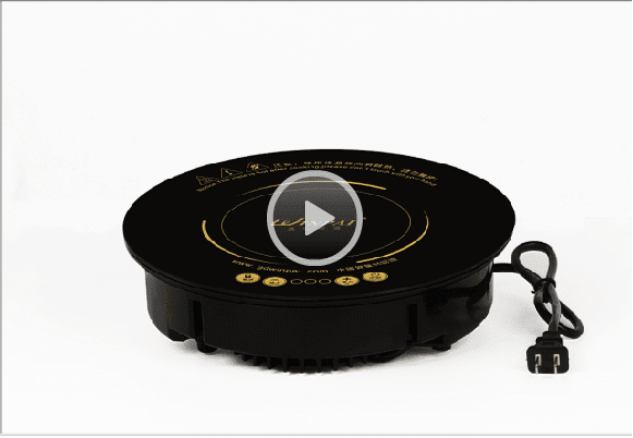 Easy to assemble the hot pot cooker on the table