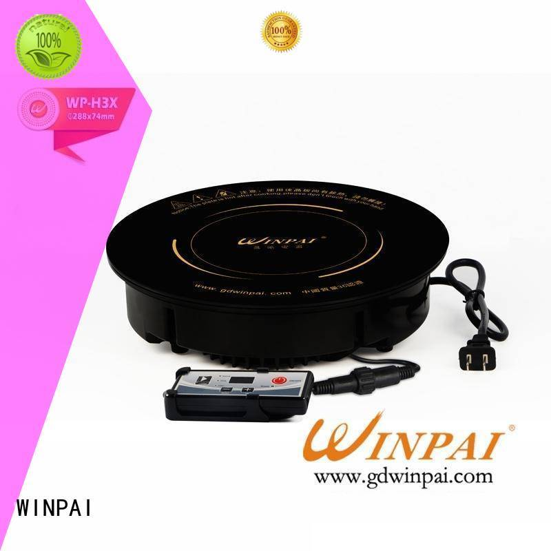 WINPAI steel hot pot accessories manufacturer for restaurant