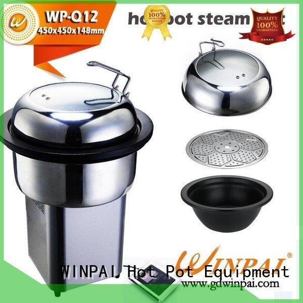 WINPAI frequency steamer for cooking manufacturer for hotel