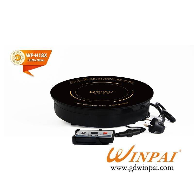1300W~2800W round hot pot restaurant induction cooker built in hob-WINPAI