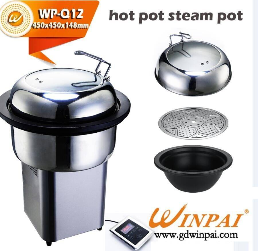 Newest Intelligent Frequency Conversion Steam Hot Pot-CNWinpai