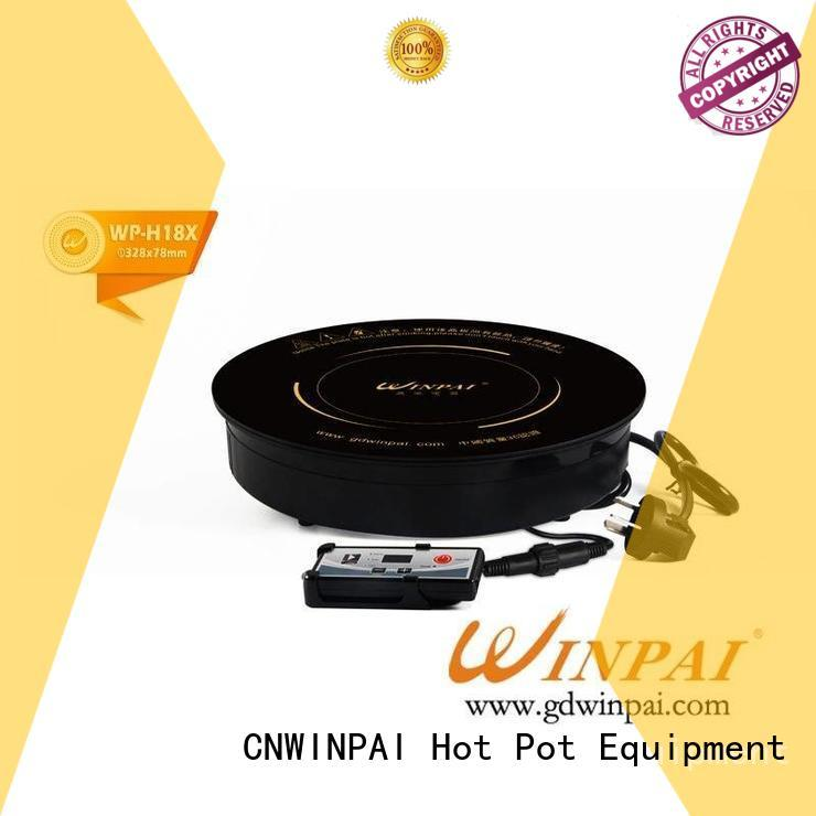 copper stock pot highend seating CNWINPAI Brand company
