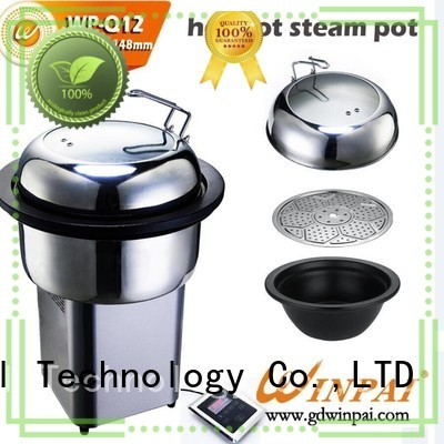 CNWINPAI Brand twoflavorwinpai commercial hot pot accessories manufacture