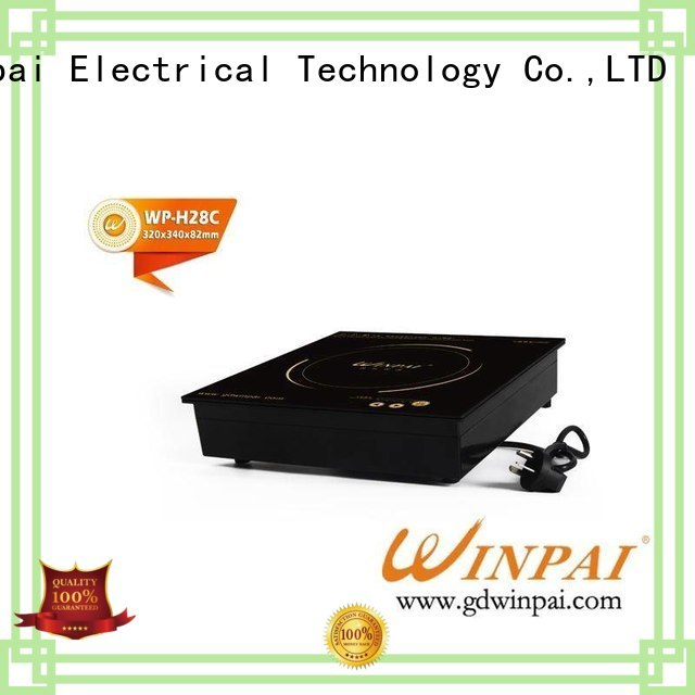WINPAI professional hot pot accessories cooker for indoor