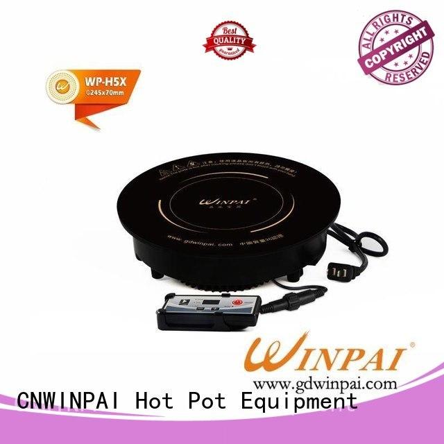 CNWINPAI Brand chairwinpai furnace mini custom copper stock pot