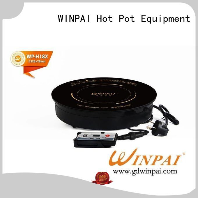 WINPAI kitchen hot pot accessories wholesale for indoor