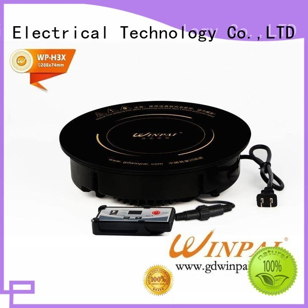 WINPAI excellent gas stove and induction cooker supplier for villa