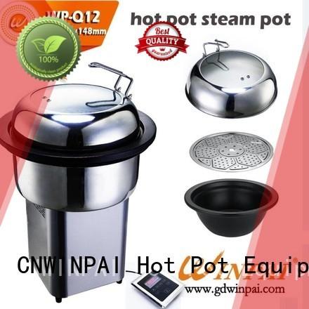 intelligent steam CNWINPAI real wood cabinets