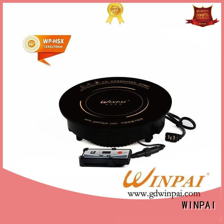 WINPAI Wholesale copper soup pot Supply for restaurant