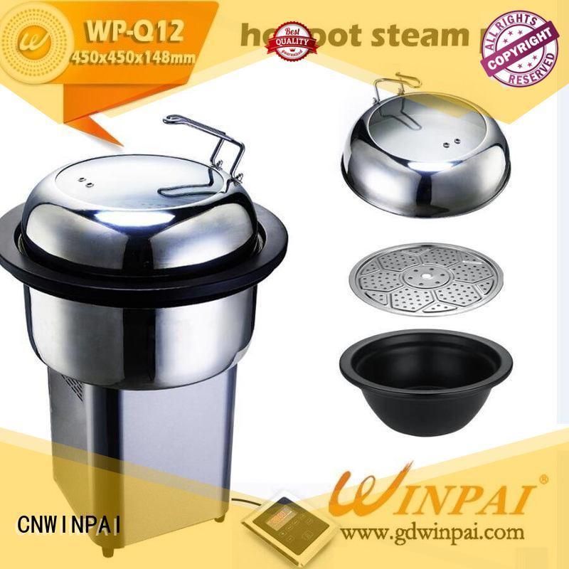 steam potcnwinpai real wood cabinets CNWINPAI