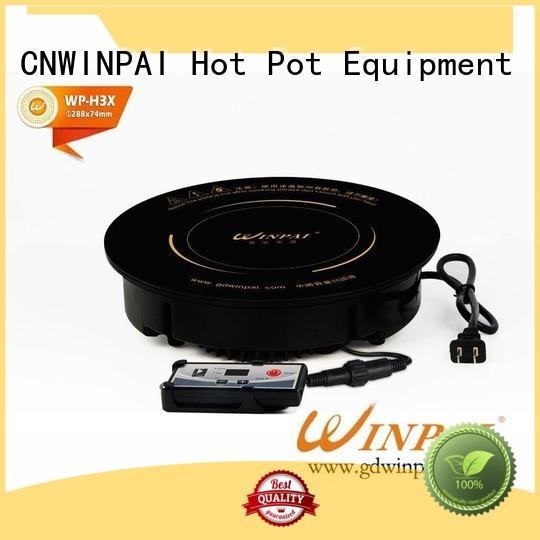 CNWINPAI Brand winpai box conversion copper stock pot grillwinpai