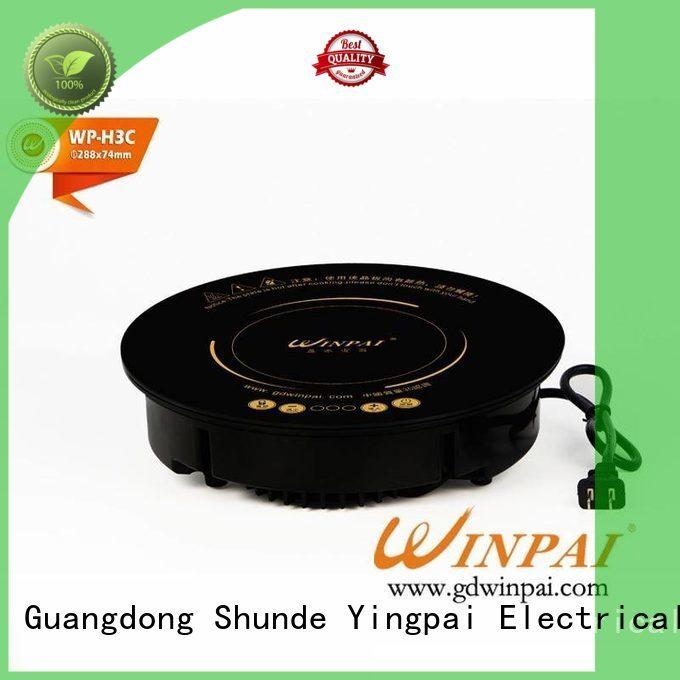 WINPAI built hot pot cooker factory for restaurant