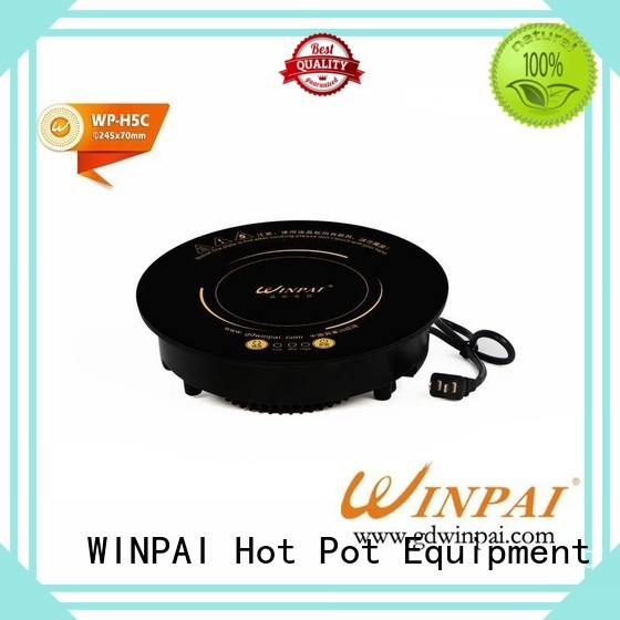 WINPAI commercial copper hot pot for business for indoor