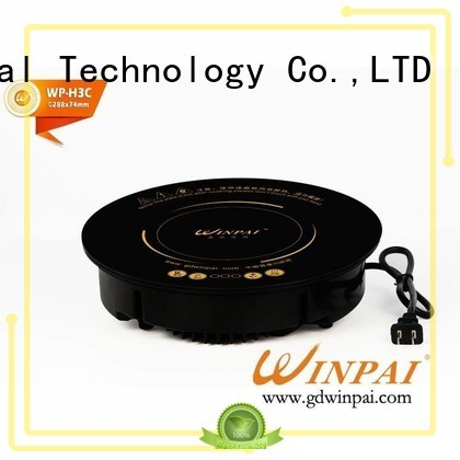 WINPAI smokeless induction cook top price factory for indoor