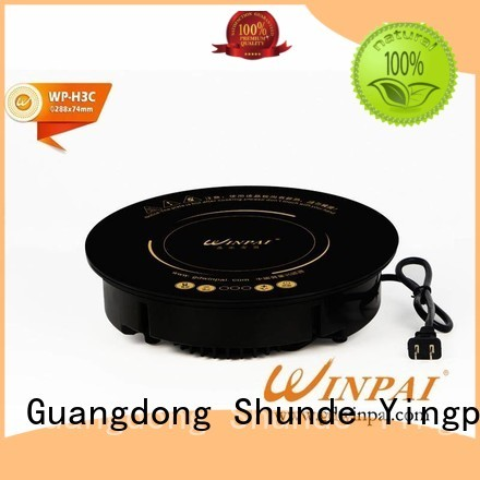 CNWINPAI Brand customized made hot pot cookware manufacture
