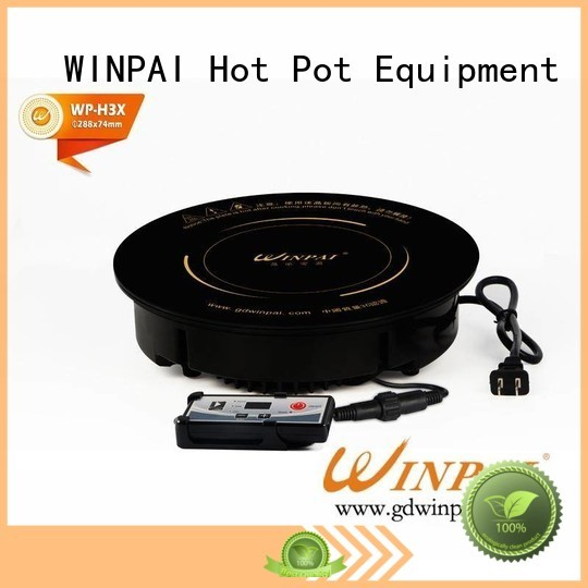 WINPAI high quality hot pot accessories induction for villa