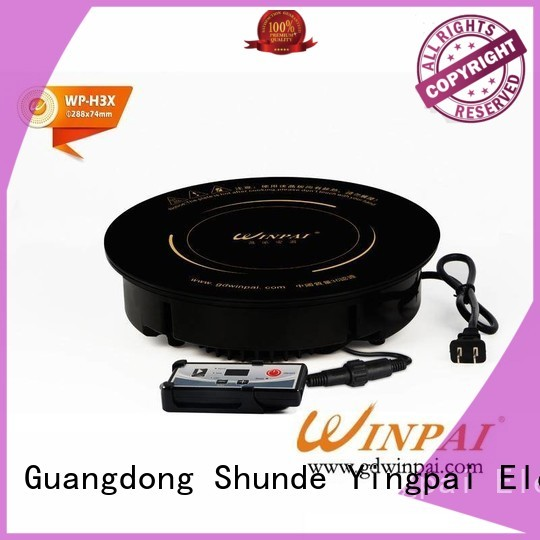 WINPAI soup portable induction cooktop price company for indoor