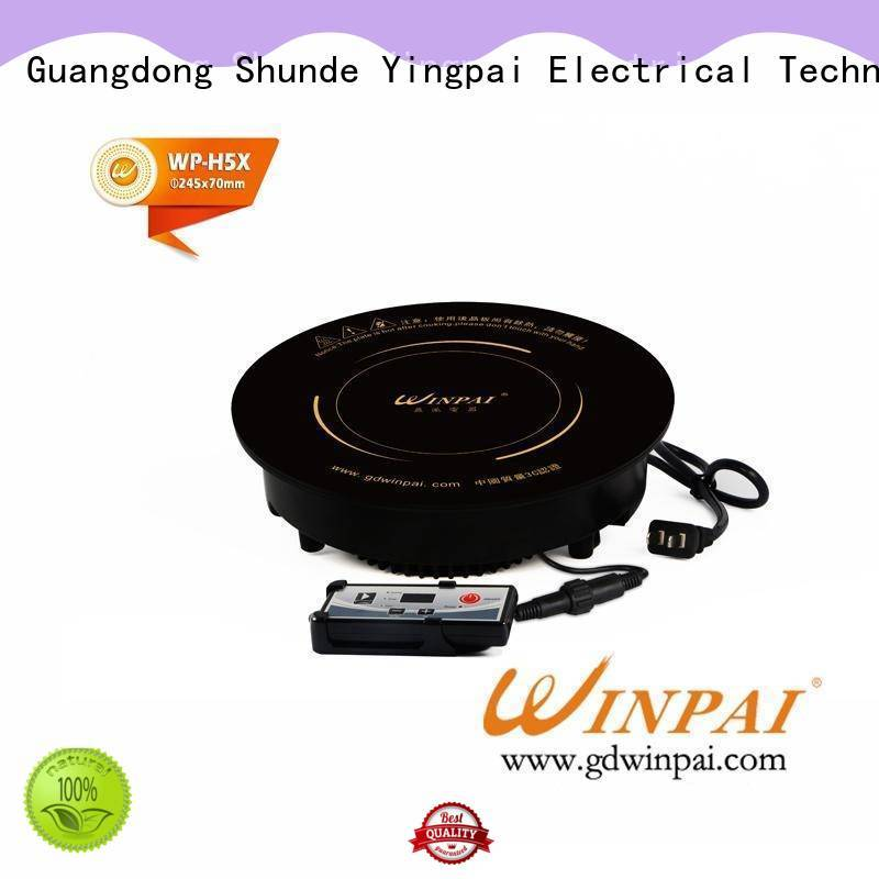 WINPAI electric hot pot cookware supplier for indoor