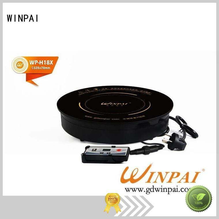 WINPAI Top home shop induction cooker manufacturers for villa