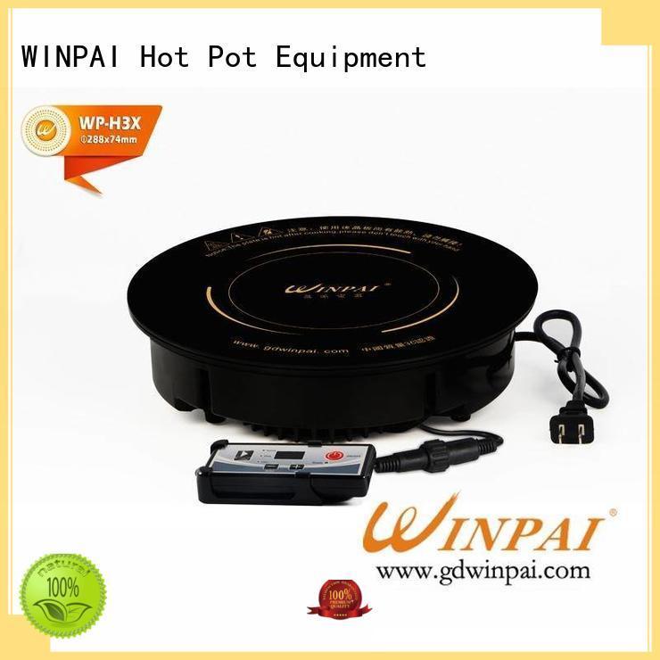 hotpot copper soup pot series for villa WINPAI