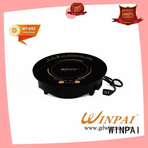 WINPAI table induction cooktop deals manufacturer for home