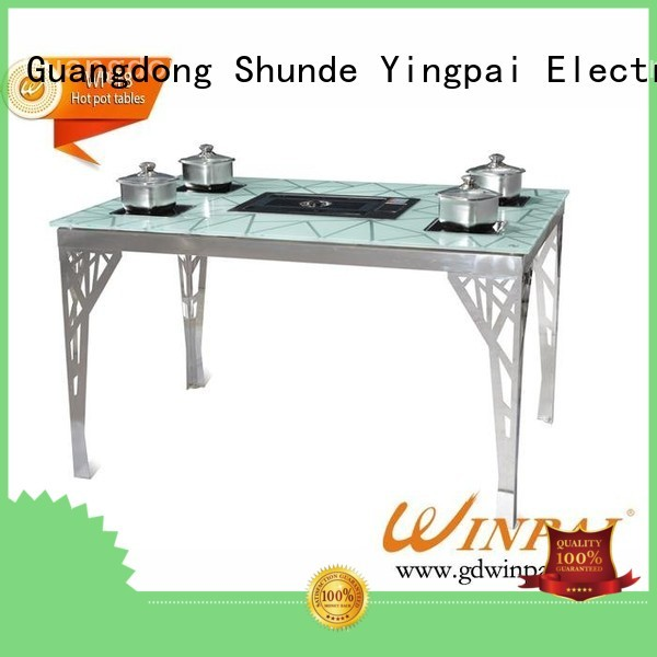 smokeless korean barbecue grill table tables manufacturer for hot pot city