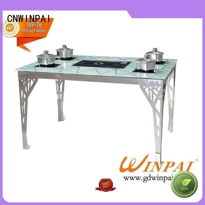 grills table grill korean bbq grill table CNWINPAI