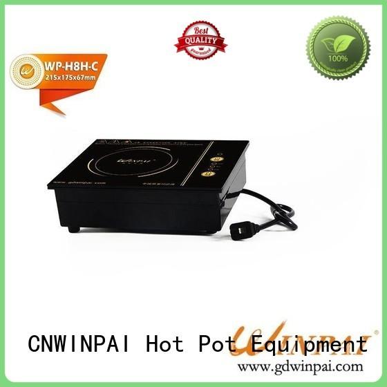 panel metallike copper stock pot CNWINPAI manufacture