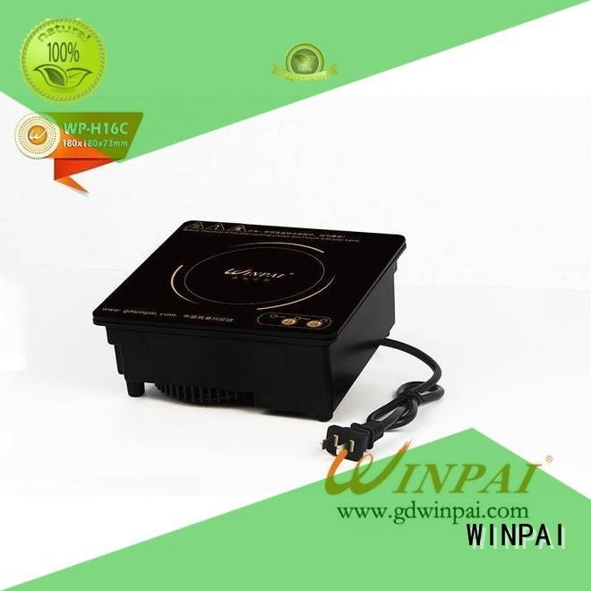 round hot pot cooker boiler supplier for indoor