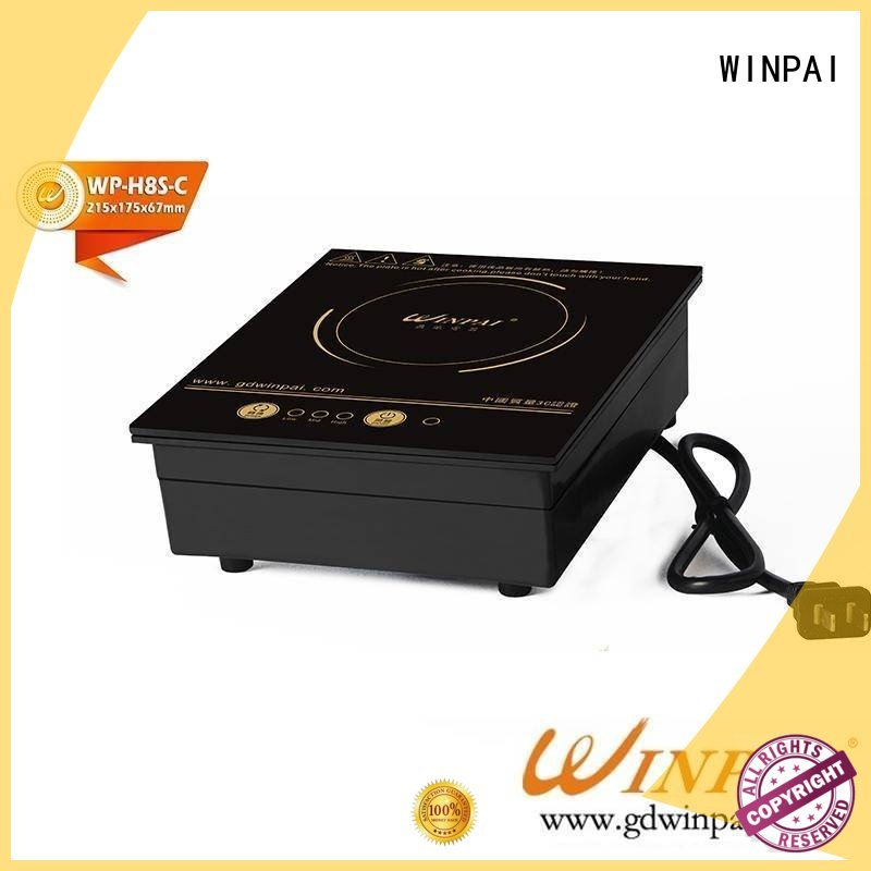WINPAI electric induction oven top for villa