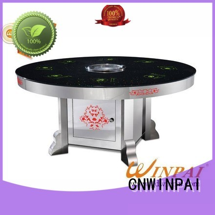 Quality CNWINPAI Brand shabu pot equipment popot