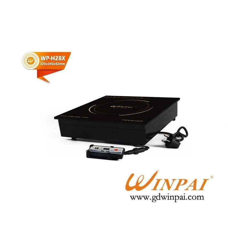 WINPAI Hot pot induction cooker used in restaurant table