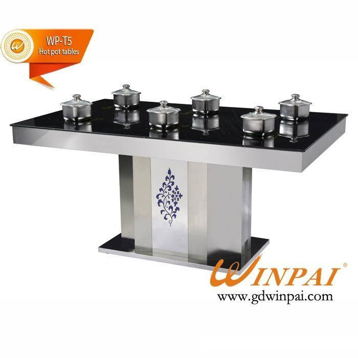 Hot Pot Table With Small Power Hot Pot Induction Cooker Wholesaler-WINPAI