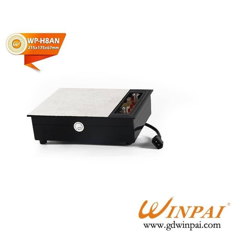 Hot Pot Induction Electric Cooker manual OEM WP-H8-A
