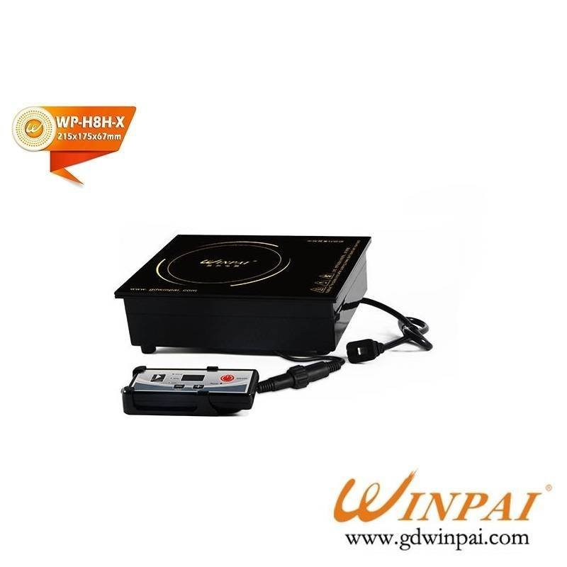 High quality Hot pot induction cooker built in the table WP-H8H-X
