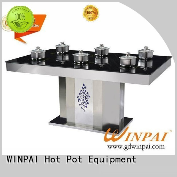 high quality hot pot plate restaurant wholesale for hotpot city