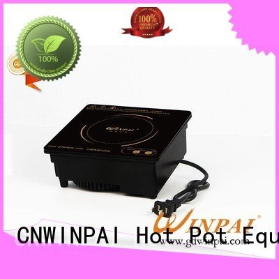 copper stock pot freestanding hot pot cookware CNWINPAI