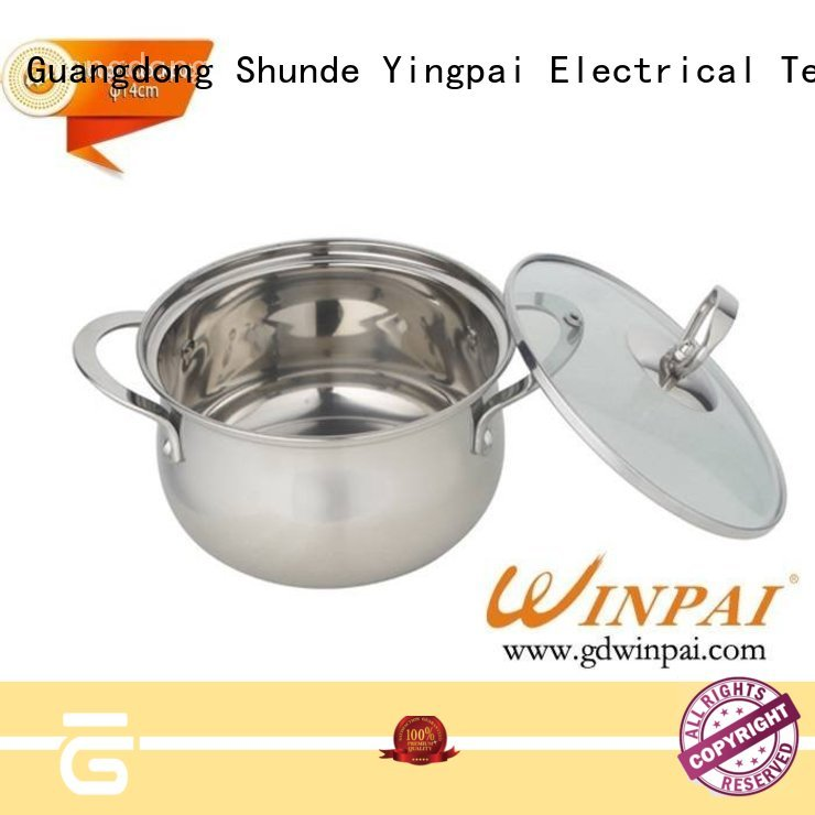 WINPAI Top shabu shabu home kit for business for indoor