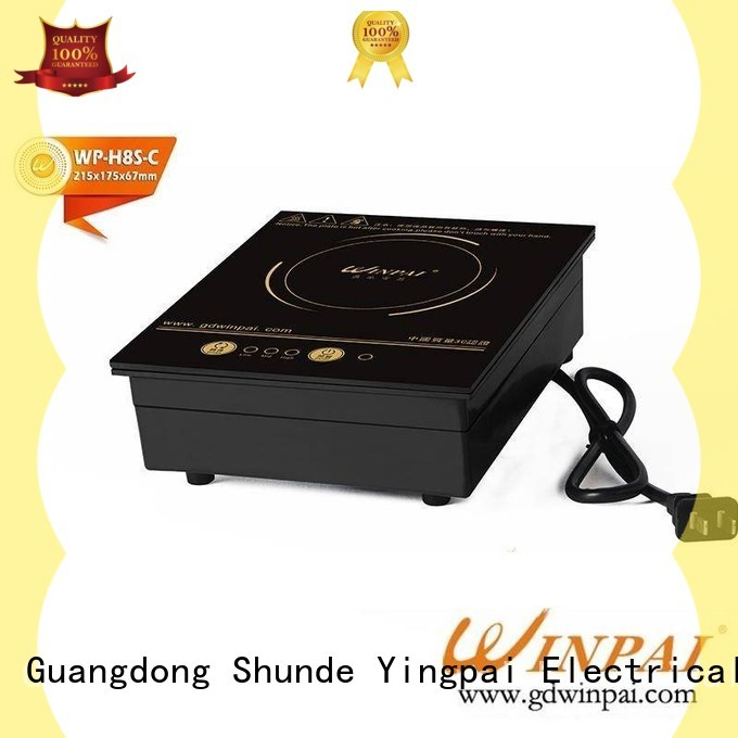 induction heater for kitchen dropin supplier for indoor