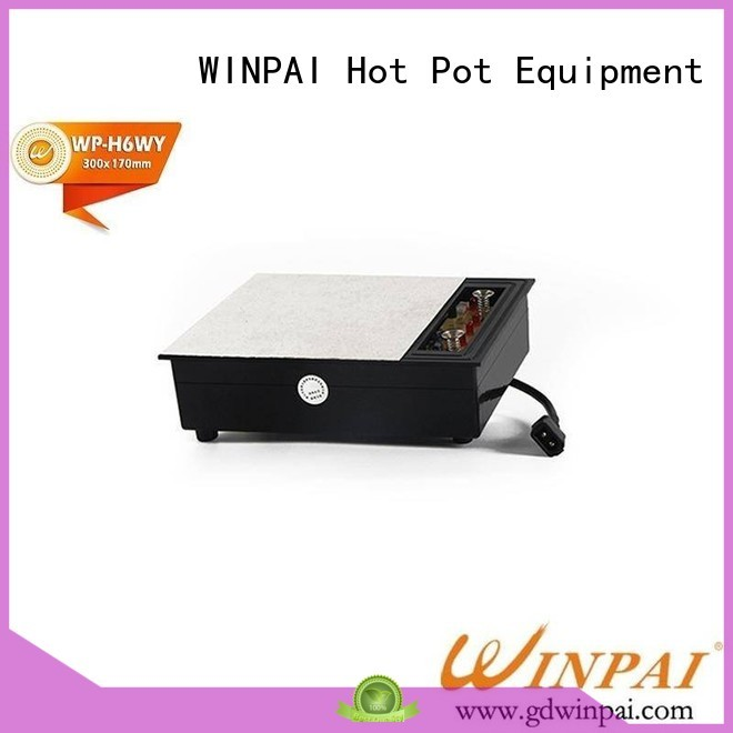 top hot pot cookware series for restaurant