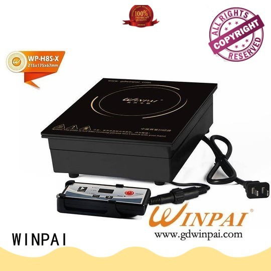 WINPAI high efficiency induction range cost supplier for villa
