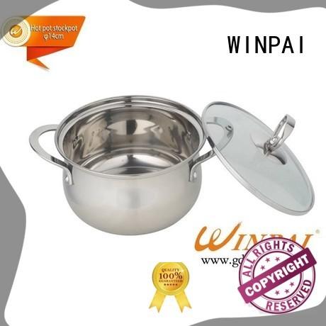 WINPAI professional paper pot shabu shabu Supply for home