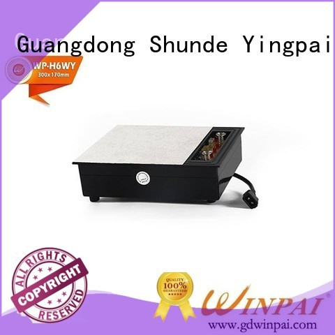 WINPAI model induction cooker top plate factory for indoor