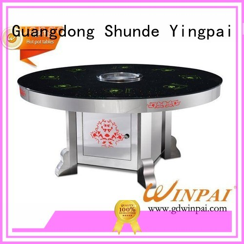 safety hot pot plate restaurant Suppliers for star hotel