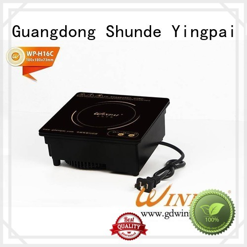 WINPAI smokeless latest induction cooker for business for villa