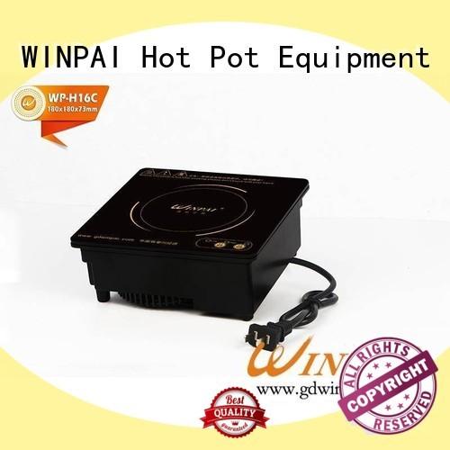 autolift copper stock pot pots for indoor WINPAI