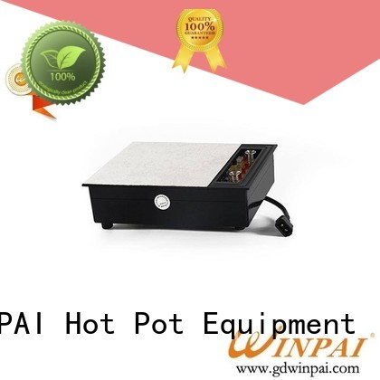 WINPAI highpower induction elements cooktops supplier for indoor